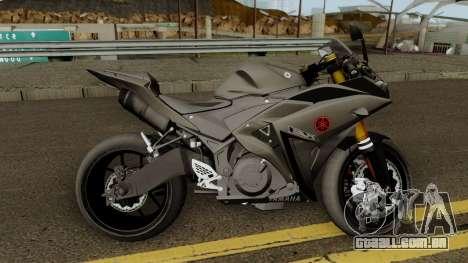 Yamaha YZF R3 (R1 Mixed) para GTA San Andreas