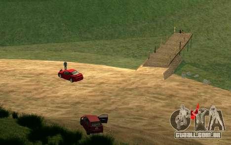 A vida na aldeia para GTA San Andreas