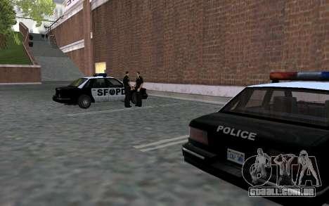 O renascimento da LSPD para GTA San Andreas