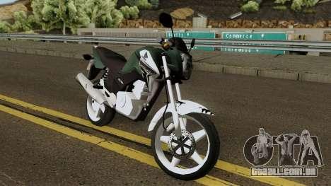 Honda CG Titan 150 Sporting (Light Version) para GTA San Andreas