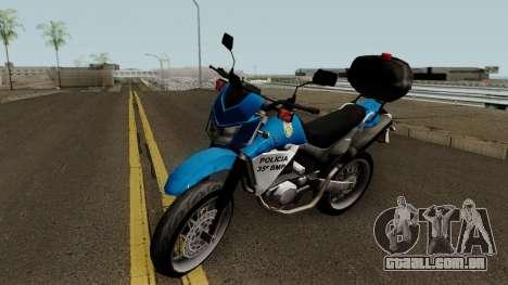 XT600 PMERJ SA Style para GTA San Andreas