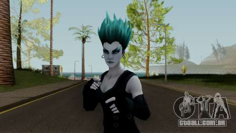 Livewire (Heroic) from DC Legends para GTA San Andreas