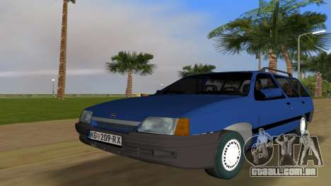 1990 Opel Kadett E Combi para GTA Vice City