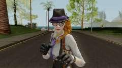 Fortnite: Female Gumshoe para GTA San Andreas