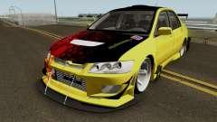 Mitsubishi Lancer Driftz EVO para GTA San Andreas