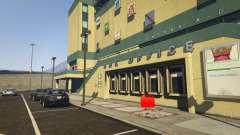 Greyhound Racing Mod 1.1 para GTA 5