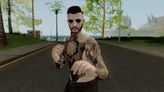 Male GTA Online Halloween Skin 1 para GTA San Andreas
