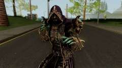 Undertaker (Necromancer) from WWE Immortals para GTA San Andreas