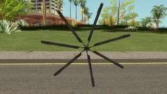 Blackout Sword para GTA San Andreas