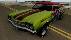 Chevrolet Chevelle SS Burgershot 1970 para GTA San Andreas