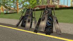 Galvatron Weapon