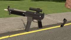 MP5 From SZGH para GTA San Andreas