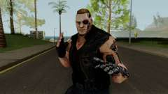 Brock Lesnar (Cyborg) from WWE Immortals para GTA San Andreas