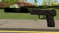 COD-MWR USP45 Suppressed