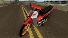 Yamaha SS110 Fiz