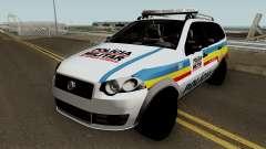 Fiat Palio Weekend Trekking 2012 PMMG para GTA San Andreas