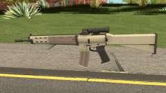 M4 From SZGH para GTA San Andreas