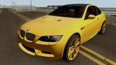 BMW M3 E92 IVF para GTA San Andreas