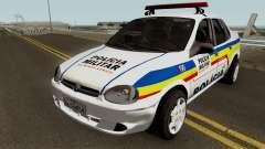 Chevrolet Corsa PMMG para GTA San Andreas