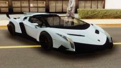 Lamborghini Veneno Roadster 2016