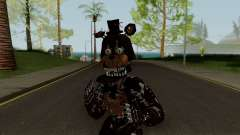 Nightmare Freddy (FNaF) para GTA San Andreas