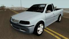 Volkswagen Saveiro Edit para GTA San Andreas