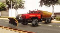Ural 55571-1121-72Е5 para GTA San Andreas
