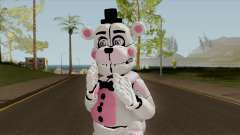 Proto Freddy FNaF para GTA San Andreas