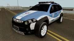 Fiat Palio Weekend Aventure 2017 Ronda Escolar para GTA San Andreas