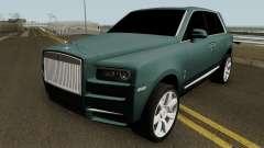 Rolls-Royce Cullinan HQ para GTA San Andreas