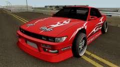 Nissan Silvia S13 MQ para GTA San Andreas