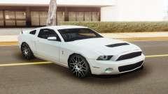 Ford Shelby 2013 para GTA San Andreas
