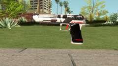 Desert Eagle TiiTree para GTA San Andreas