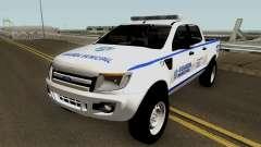 Ford Ranger Guarda Municipal de Canoas para GTA San Andreas