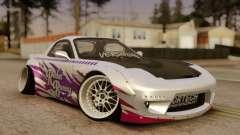 Mazda RX-7 Rocket para GTA San Andreas