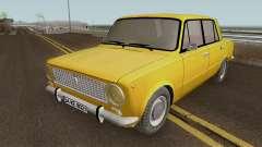 Fiat 124 HQ para GTA San Andreas