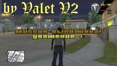 Fonts by Valet V2 para GTA San Andreas