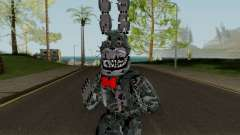 Nightmare Bonnie (FNaF) para GTA San Andreas
