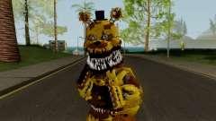 Nightmare Fredbear (FNaF) para GTA San Andreas