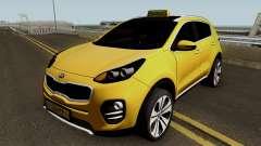 Kia Sportage 2017 Taxi Maku