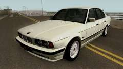 BMW 525i E34 Drift Car 1995 para GTA San Andreas