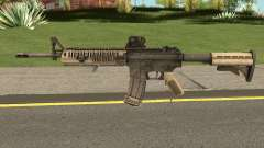 M4A1 SO-TL para GTA San Andreas