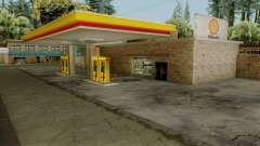 Shell Gas Stations v1.6 para GTA San Andreas