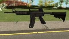 M4A1 Rumble 6 para GTA San Andreas