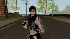 Female GTA Online Halloween Skin 2 para GTA San Andreas