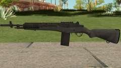 COD-MWR M14 Stock para GTA San Andreas