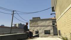 Sit Anywhere Mod 1.2 para GTA 5