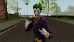 The Joker (Heroic) Skin From Dc Legends para GTA San Andreas