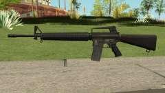 CSO2 M16A2 para GTA San Andreas