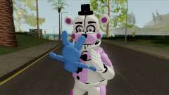Funtime Freddy FNaF para GTA San Andreas